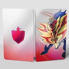 Pokemon Shield Steelbook Limited Edition (Không Kèm Game)