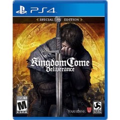 PS4 2nd - Kingdom Come: Deliverance Special Edition