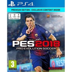 PS4 2nd - PES 2018