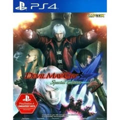 Devil May Cry 4 Special Edition - Asia