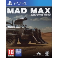 Mad Max Ripper Edition - Asia
