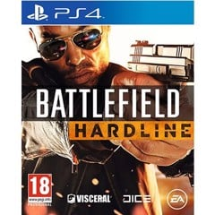 PS4 2nd - Battlefield Hardline