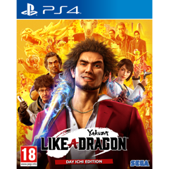 Yakuza: Like a Dragon Day Ichi Steelbook Edition - EU