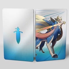 Pokemon Sword Steelbook Limited Edition (Không Kèm Game)