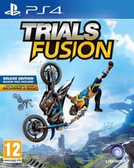 PS4 2nd - Trials Fusion