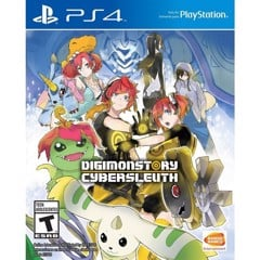 PS4 2nd - Digimon Story Cyber Sleuth