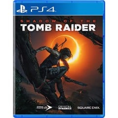 PS4 Shadow Of The Tomb Raider - EU