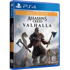 Assassin's Creed Valhalla Gold Edition - Asia
