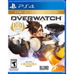 PS4 2nd - Overwatch Game of the Year Edition