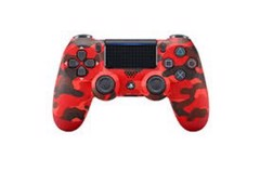 Tay Cầm PS4 Slim Red Camo - 2nd