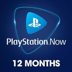 PlayStation Now 12 Tháng - US