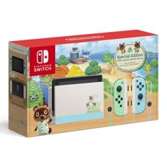 Máy Nintendo Switch Animal Crossing: New Horizons Special Edition (Không Kèm Game)