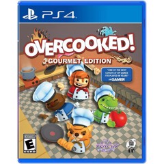 PS4 2nd - Overcooked