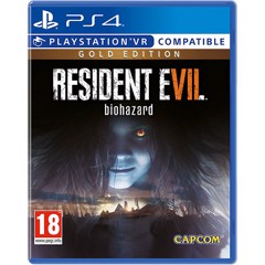 PS4 2nd - Resident Evil 7 Biohazard Gold Edition VR