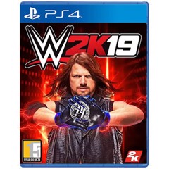PS4 2nd - WWE 2K19