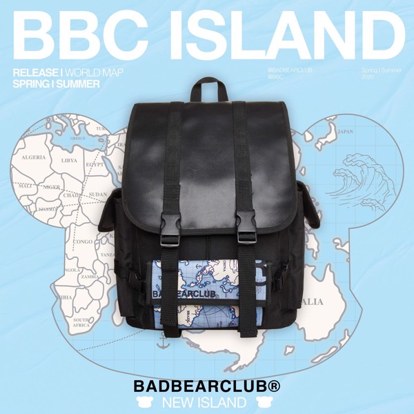 BBC ISLAND BACKPACK