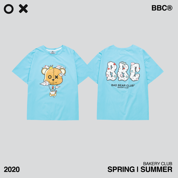 BBC CANDY BEAR TEE