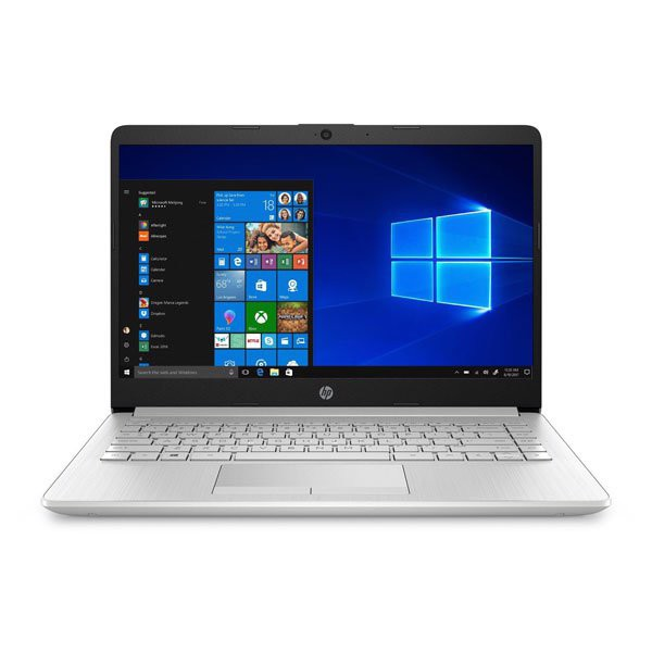 Laptop HP 14s-dk0132AU (9AV94PA) (R5 3500U/4GB RAM/256GB SSD/14 inch HD/Win 10/Bạc)