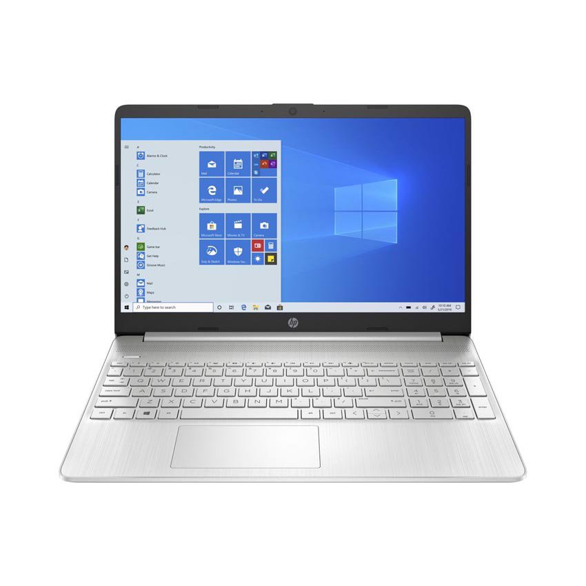 Laptop HP 15s-fq1107TU (193Q3PA) (i3 1005G1/4GB RAM/256GB SSD/15.6 HD/Win10/Bạc)