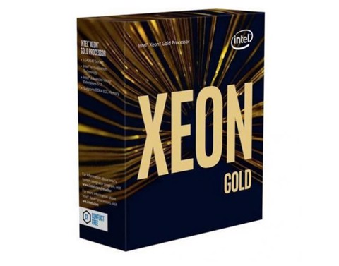 CPU Intel Xeon Gold 5118 (2.3GHz turbo up to 3.2GHz, 12 nhân, 24 luồng, 16.5MB Cache, 105W) - Socket Intel LGA 3647