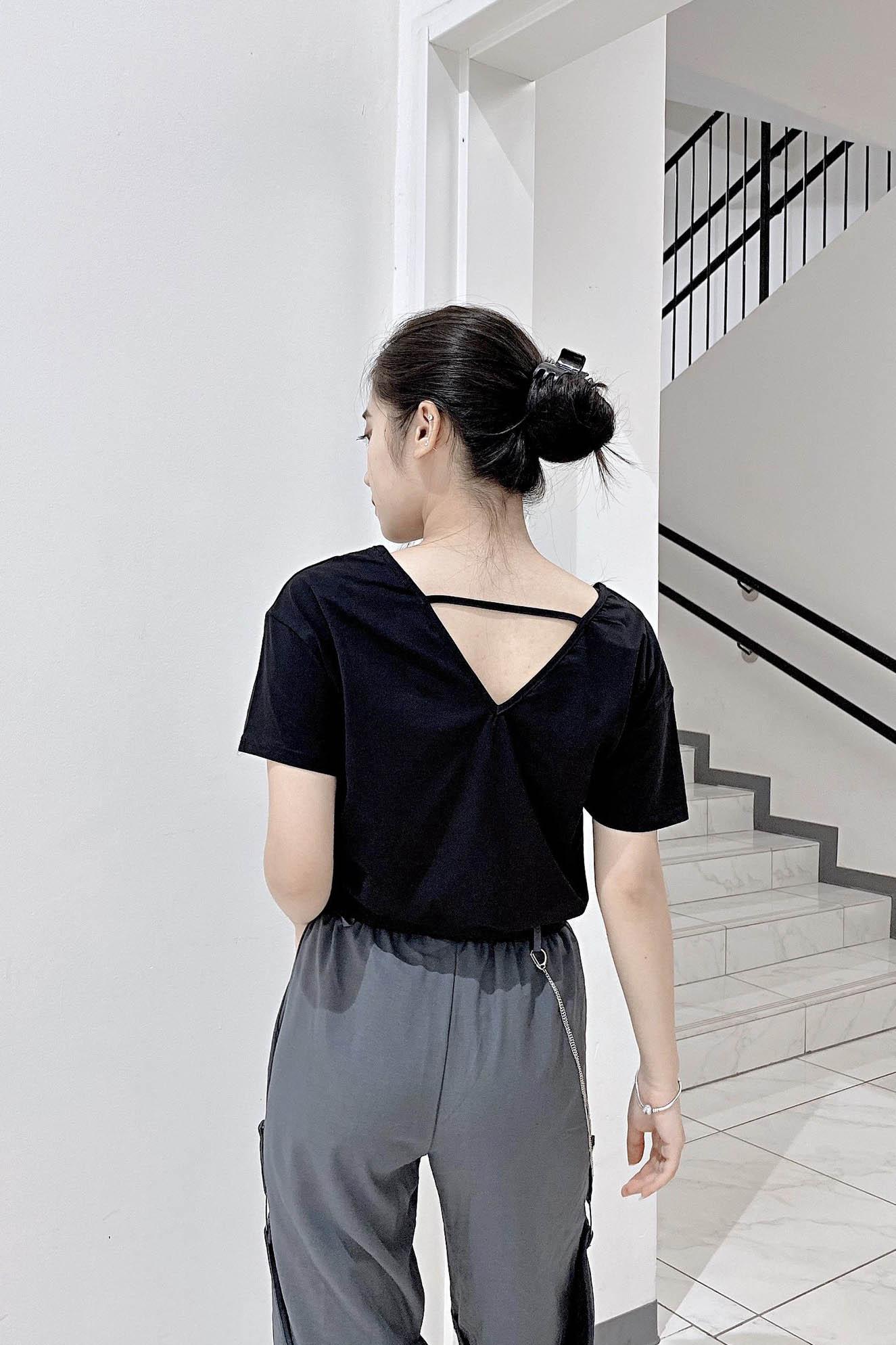 Set streetwear quần 2 kiểu LS51