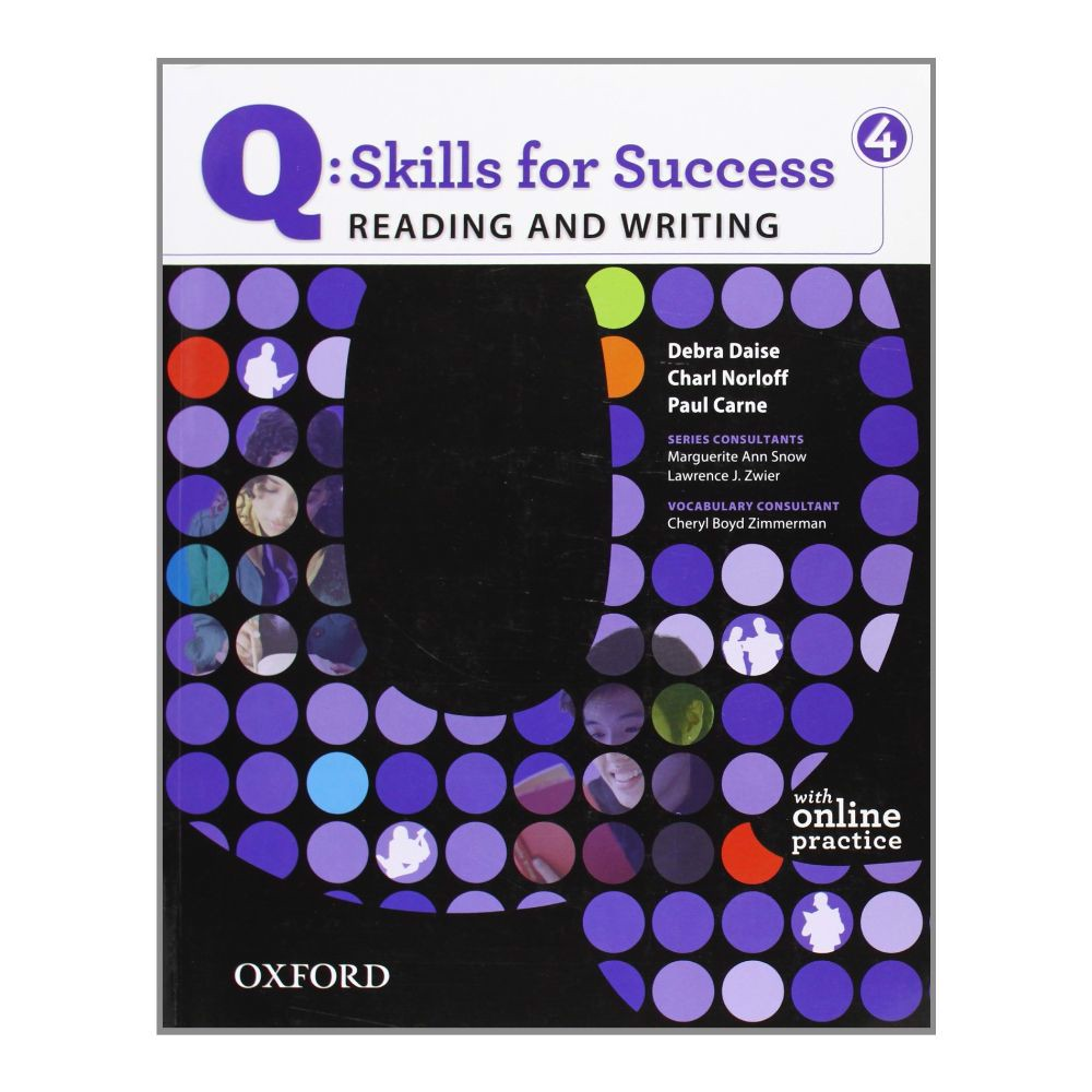 Q Skills For Success 4: Reading And Writing: Student Book With Online Practice