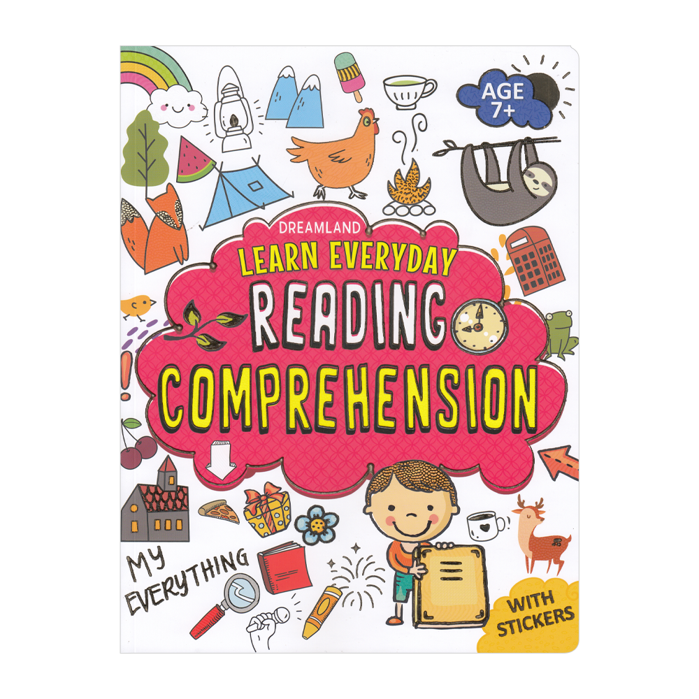 Learn Everyday - Reading - Comprehension