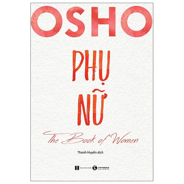 Osho Phụ Nữ - The Book Of Women