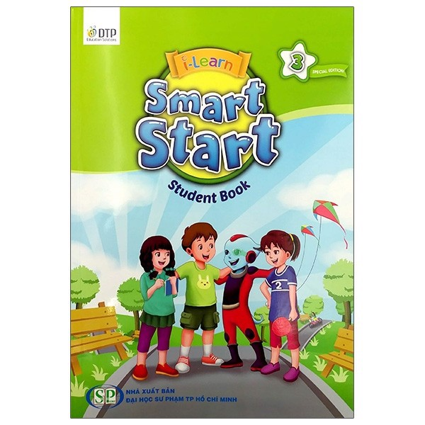 I-Learn Smart Start Grade 3 - Student Book (Special Edition)