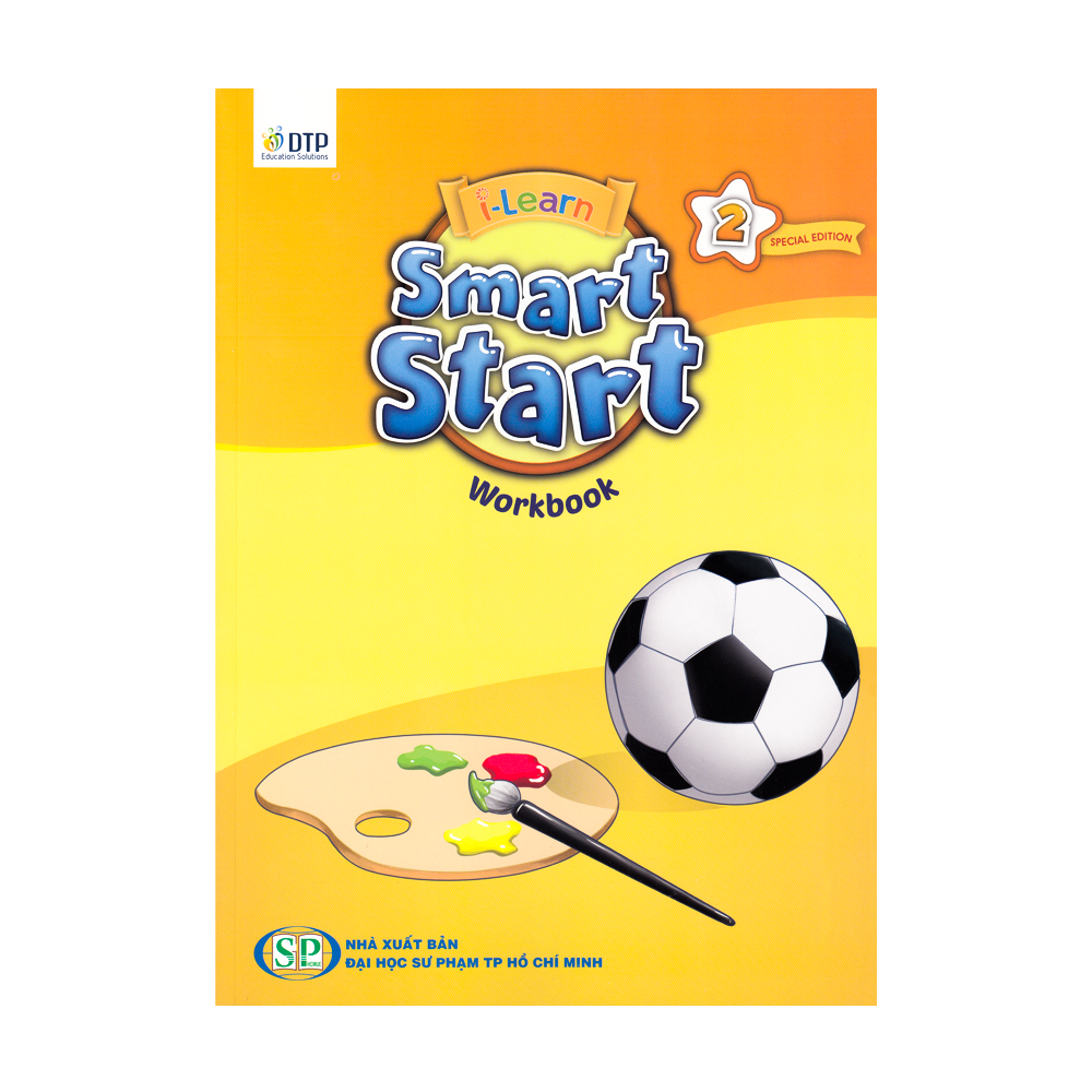 I-Learn Smart Star 2 - Workbook (Special Edition)