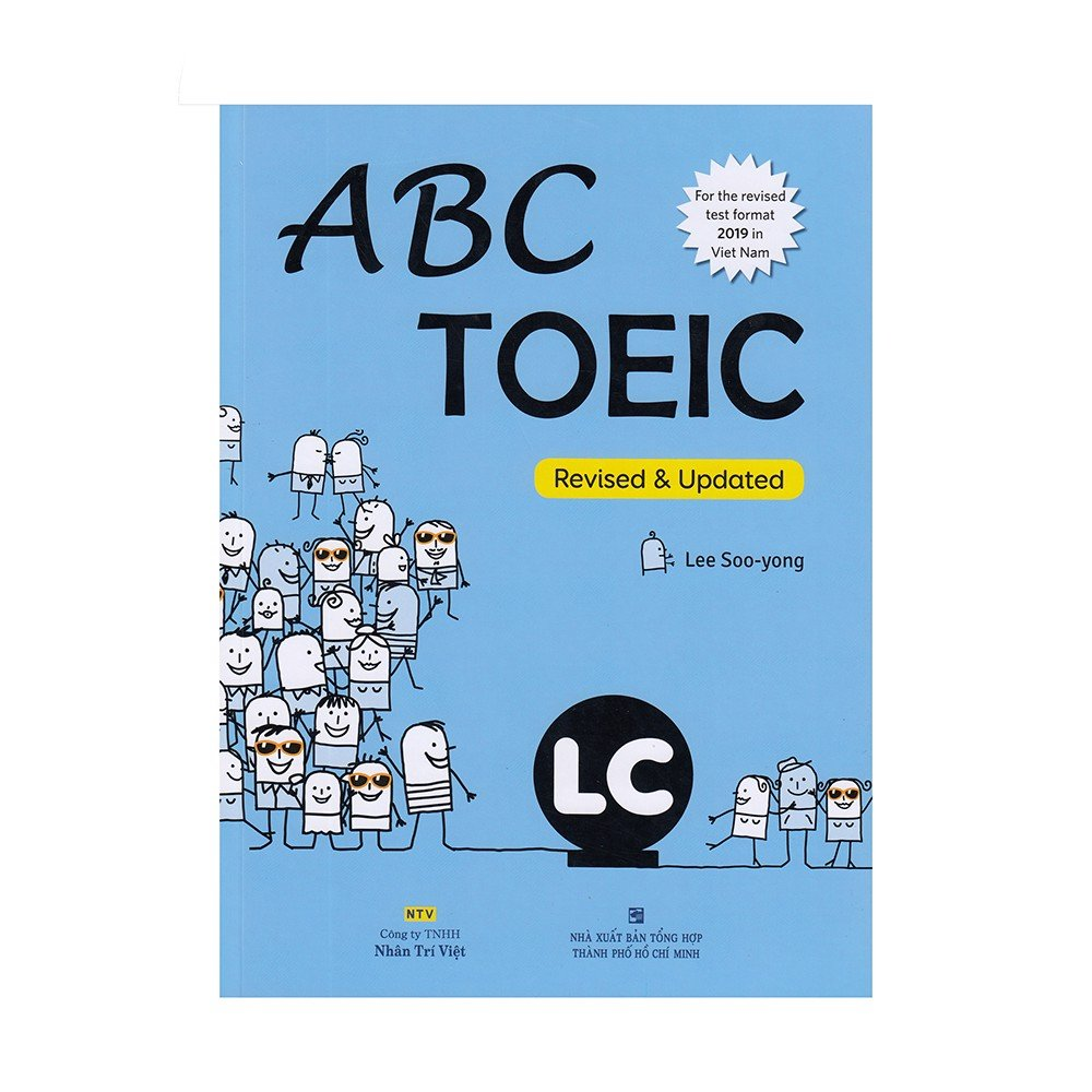 ABC TOEIC LC - Listening Comprehension (Revised & Updated)