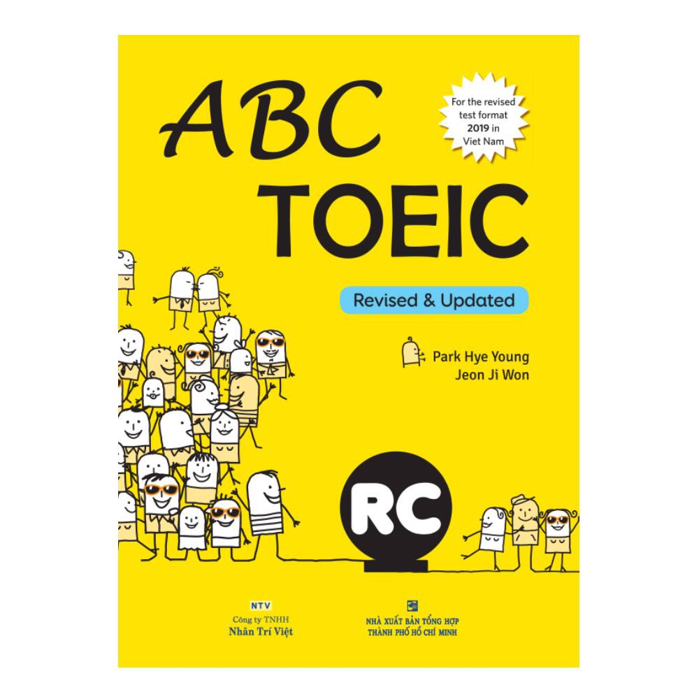 ABC TOEIC RC - Reading Comprehension (Revised & Updated)