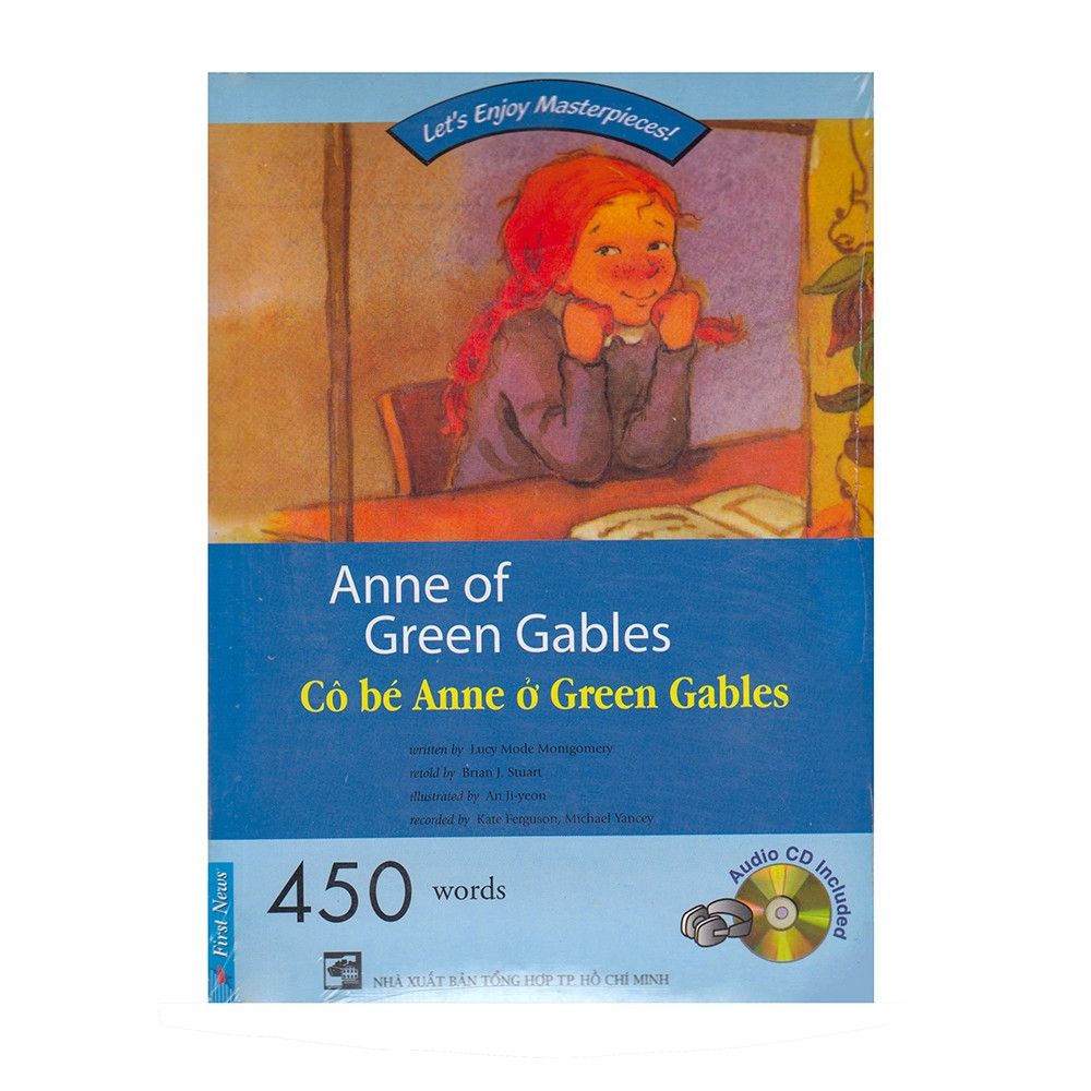Anne Of Green Gables - Cô Bé Anne Ở Green Gables