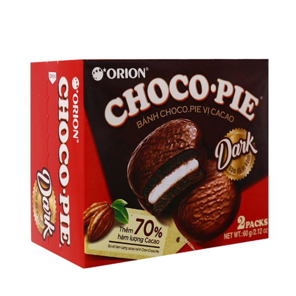 Bánh Chocopie Dark (360g)