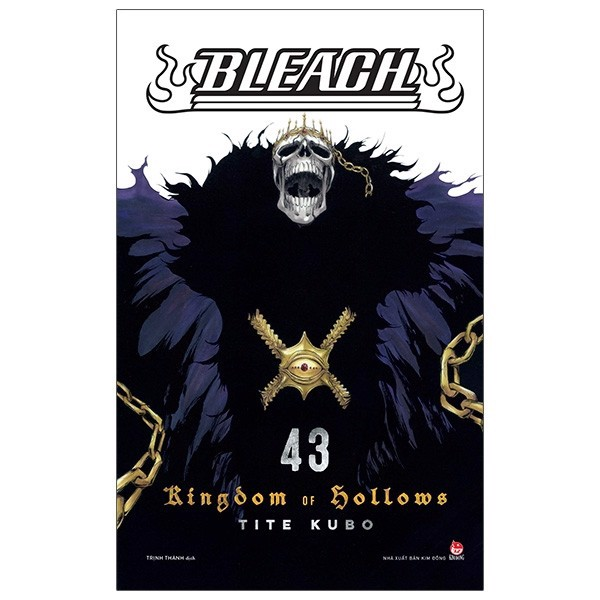 Bleach - Tập 43 - Kingdom Of Hollows