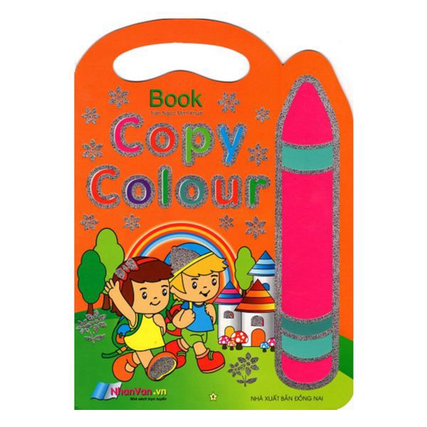 Book Copy Colour - Tập 6