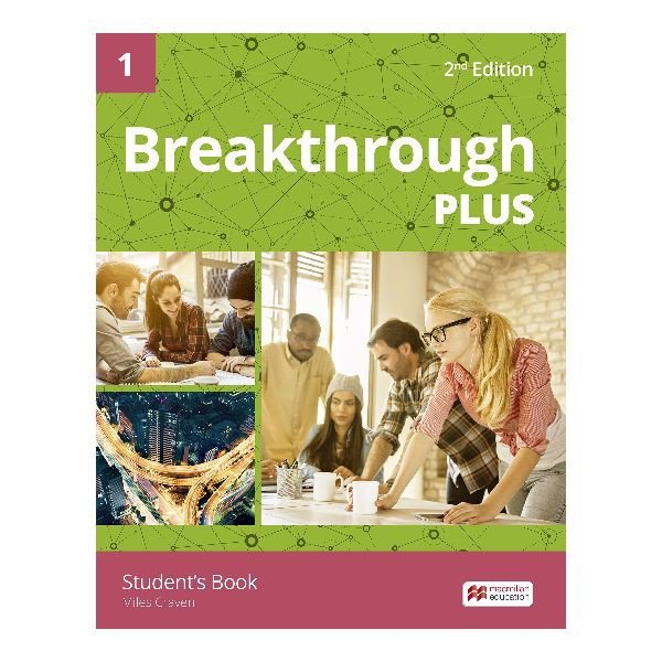 Breakthrough Plus (2 Ed.) 1: Student Book with DSB Pack