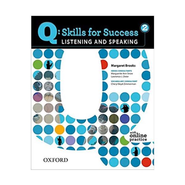 Q Skills For Success 2: Listening And Speaking: Student Book With Online Practice