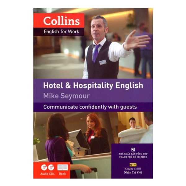 Collins English For Work - Hotel & Hospitality English
