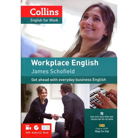 Collins workplace English (CD)
