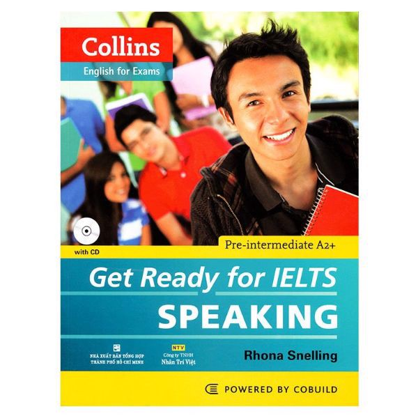 Collins Get Ready For IELTS - Speaking