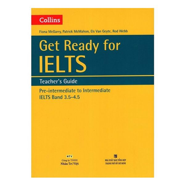 Collins Get Ready For Ielts Teacher's Guide