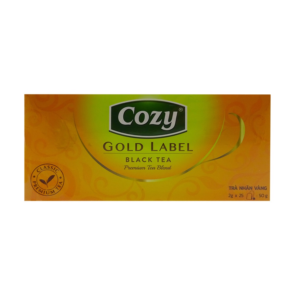 Cozy Gold Label (Hộp 50g)
