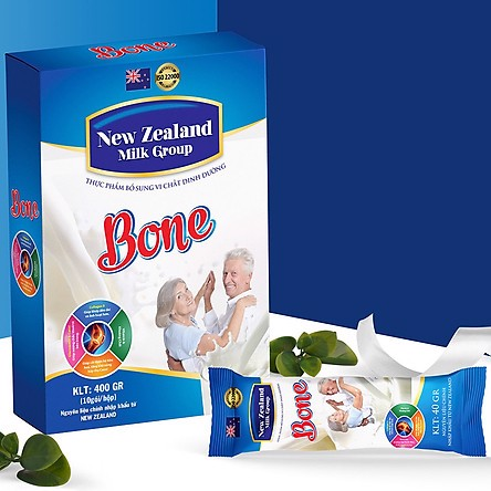 sữa NEW ZEALAND MILK GOURP BONE 400g