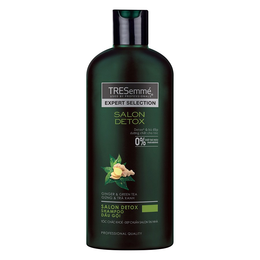 Dầu Gội TRESemmé Expert Selection Salon Detox (330ml)