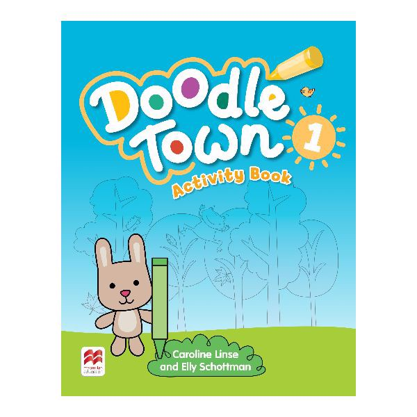 Doodle Town 1: Activity Book