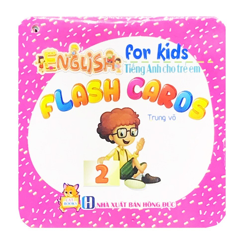 English For Kids - Flash Cards - Tập 2