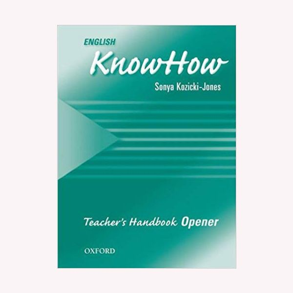 English Knowhow (Teacher's Handbook Opener)