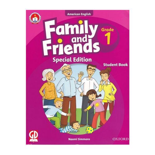 Family And Friends (Ame. Engligh) (Special Ed.) Grade 1: Student Book