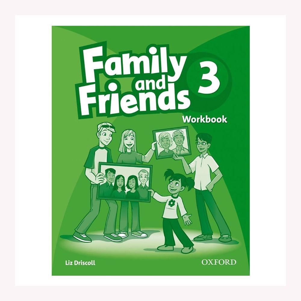 Family & Friends WB 3